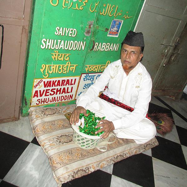 Saiyed Shujauddin M. Rabbani Soharwardi